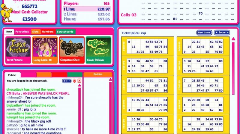Mecca Bingo Sister Sites