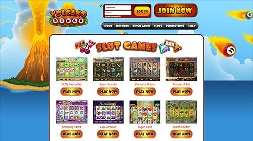 volcano-bingo-lobby
